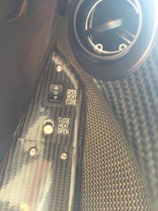 Chauffage cabine et Volet capot moteur